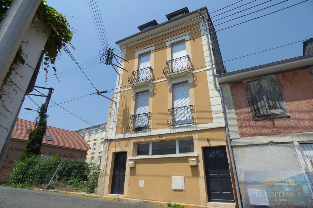 Annonce vente immeuble lourdes 65100 130 m 159 000 for Piscine entre 2 immeubles